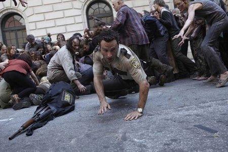 'The Walking Dead' se estrenará en noviembre en España