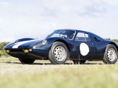 Joyas a subasta: Porsche 904 GTS de 1964
