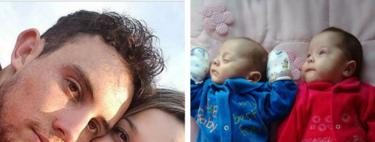 Mantienen con vida durante 123 días a una mujer embarazada con muerte cerebral para que sus mellizos pudieran nacer