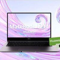 Otra vez más barato en Amazon: un ligero portátil como el Huawei MateBook D14 cuesta 749 euros