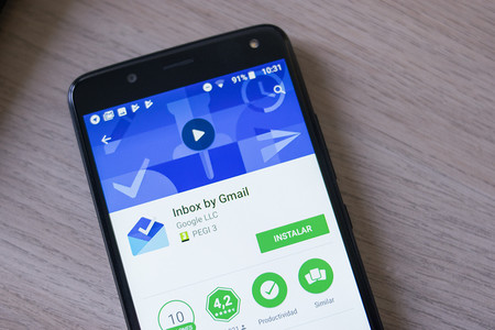 Inbox by Gmail en Google Play