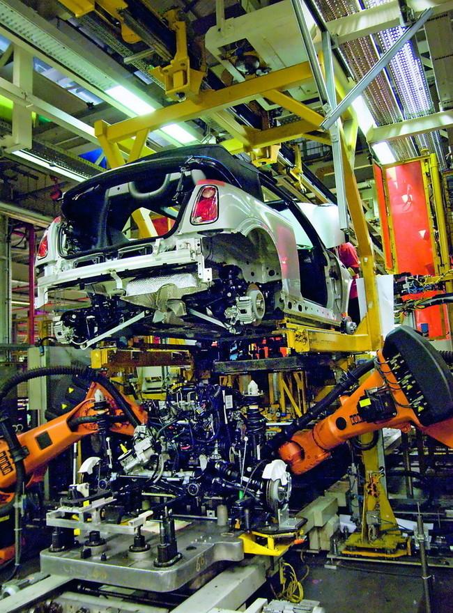 Foto de Finaliza la producción del Mini Cabrio (4/7)