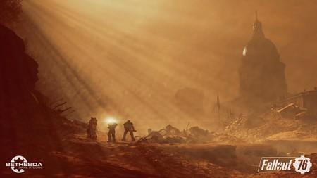 El nuevo vídeo de Fallout 76 nos muestra cómo arrasar con todo con sus misiles nucleares