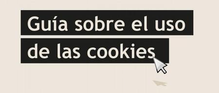 Primera guía sobre el uso de cookies de la AEPD