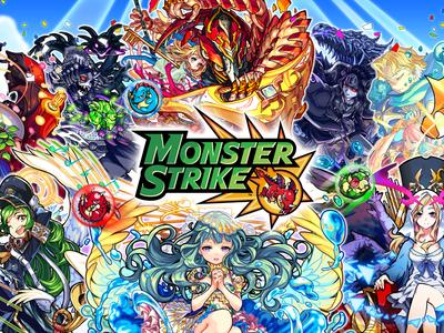 Monster Strike lidera un trimestre récord de ingresos para los videojuegos móviles