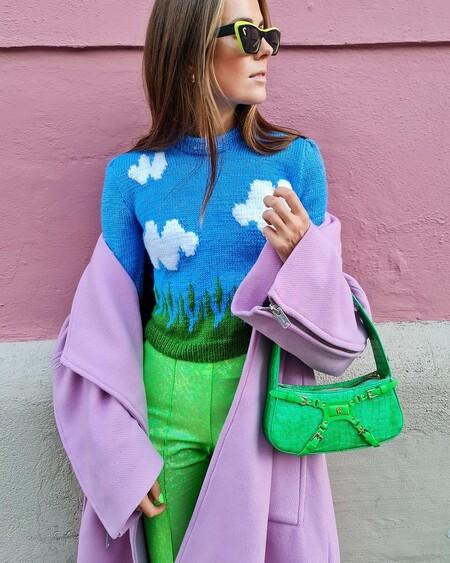 Estos jerséis son tan originales que se convertirán en los protagonistas de tus looks de invierno