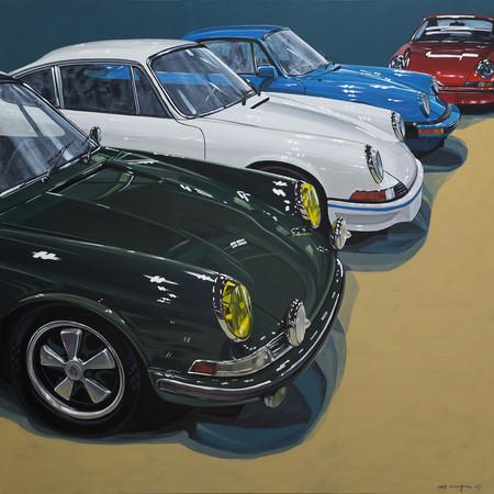 Porsche 911 Manu Campa
