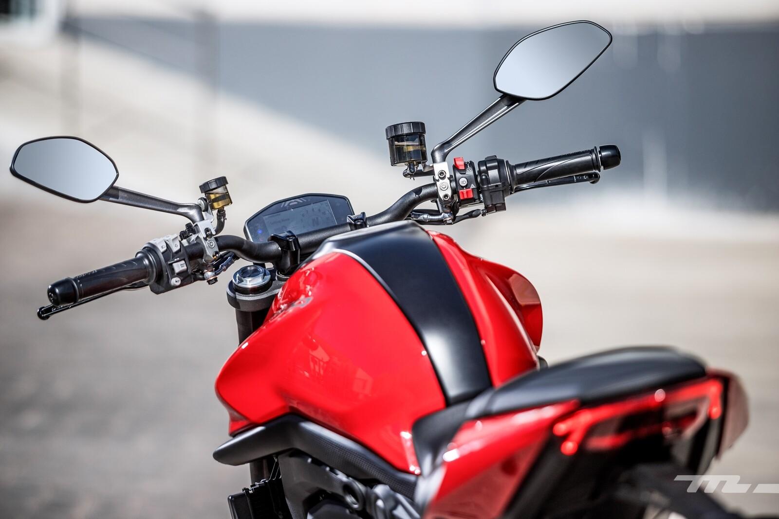 Foto de Ducati Monster 2021, prueba (9/38)