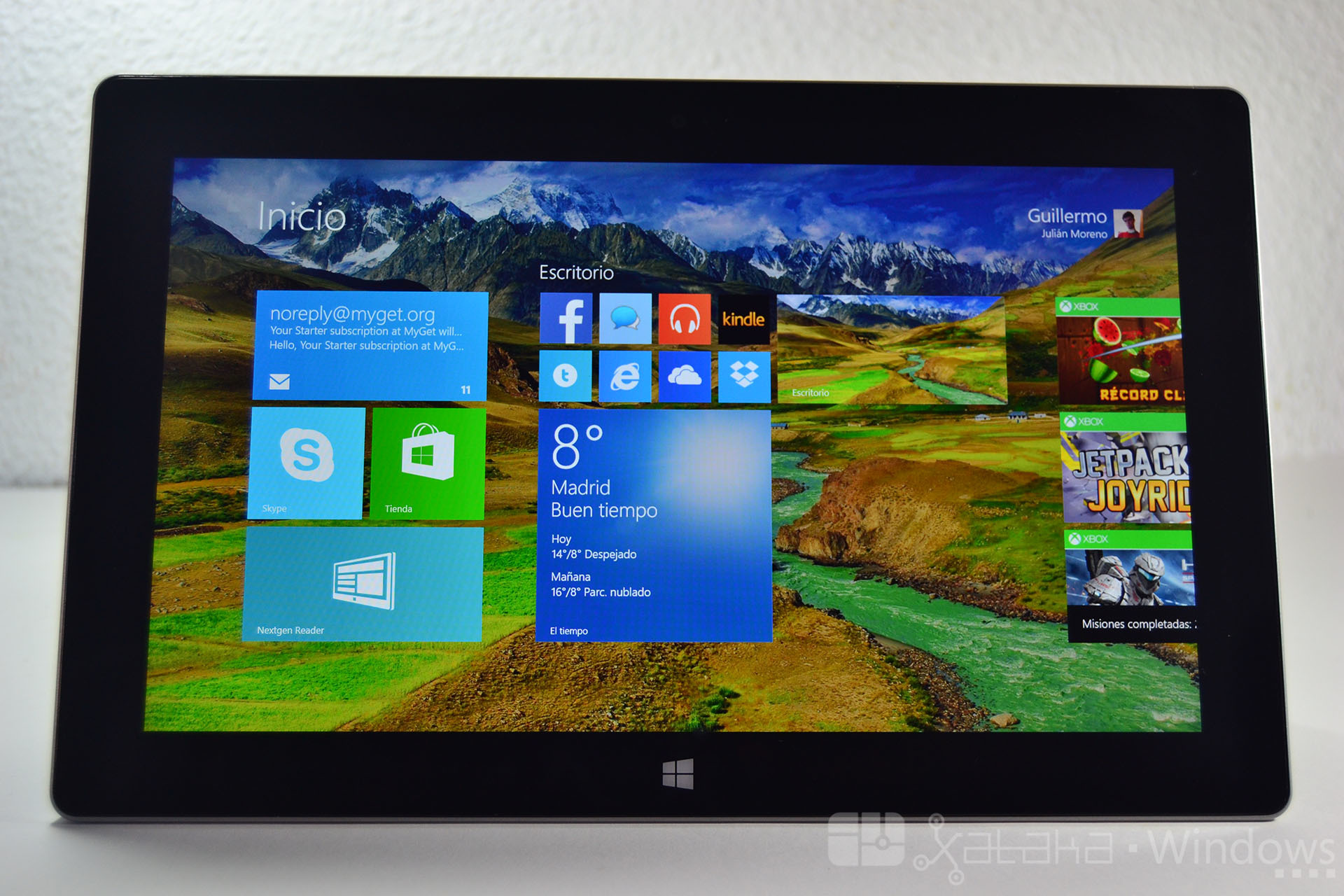Foto de Microsoft Surface 2 (5/40)
