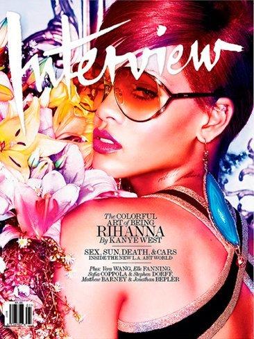 Rihanna se pone glamourosa cuando quiere