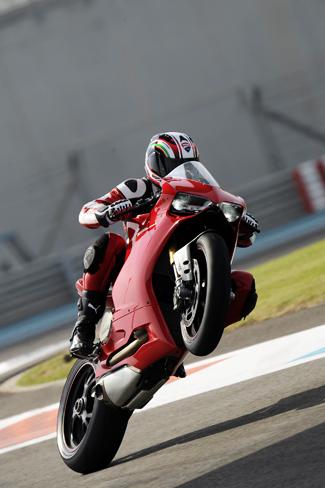Una Ducati más potente que nunca