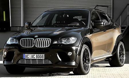 BMW X6 Falcon, el error de AC Schnitzer