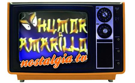'Humor Amarillo', Nostalgia TV