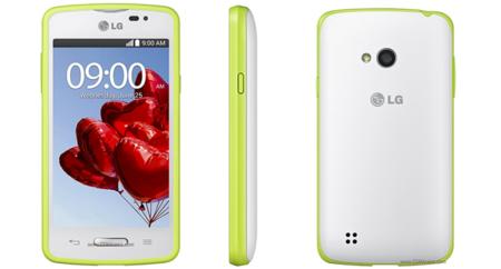 LG L50, precio y disponibilidad con Telcel