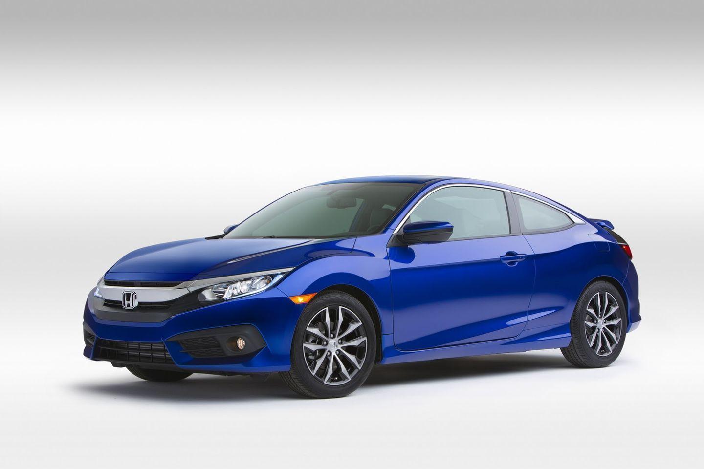 Foto de Honda Civic Coupe 2016 (1/10)