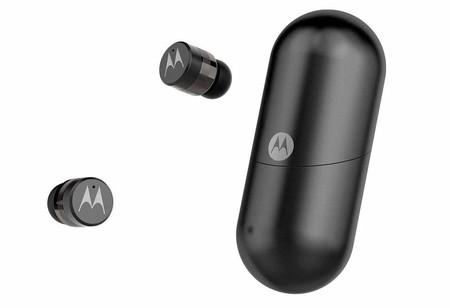 Motorola VerbeBuds 400: auriculares Bluetooth con 9 horas de autonomía y compatibles con Siri, Alexa y Google Assistant