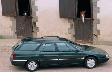 1991. Citroën XM Break