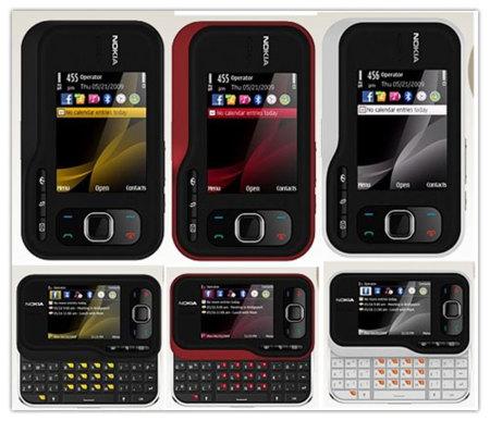 Nokia se llamará en Europa Nokia 6760 Slide