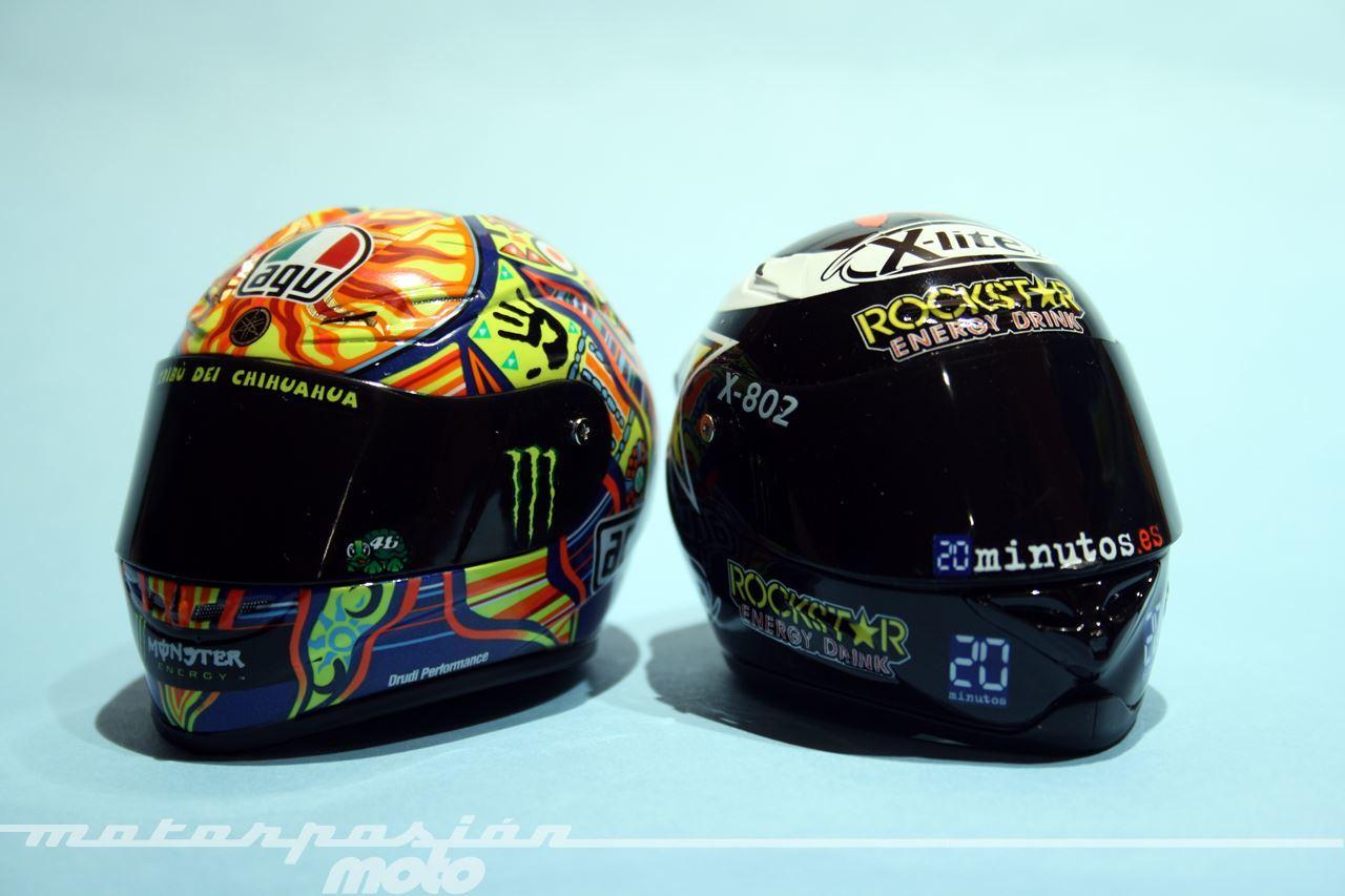 foto de los mejores cascos de motogp probamos la pr xima