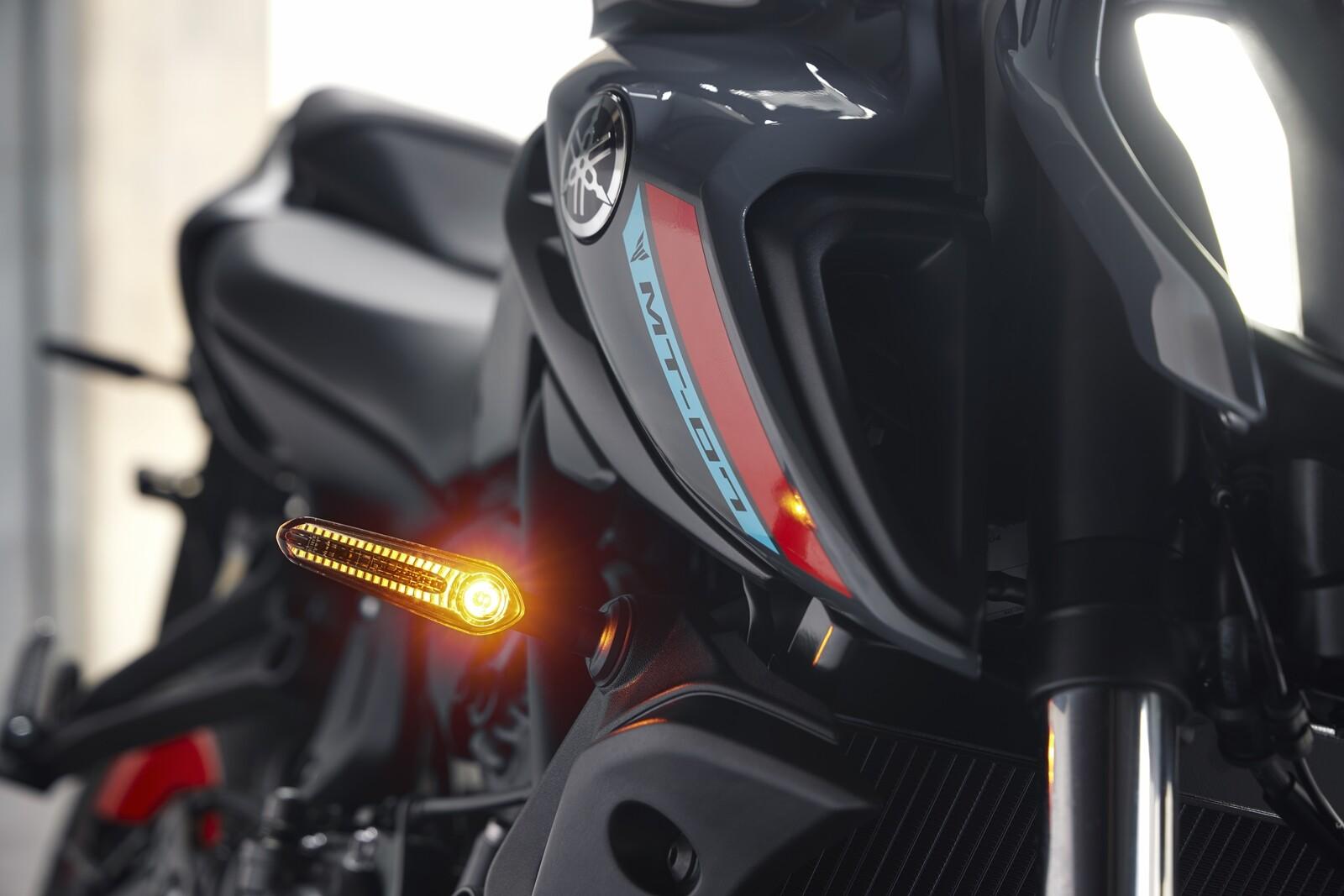 Foto de Yamaha MT-07 2021, prueba (22/75)