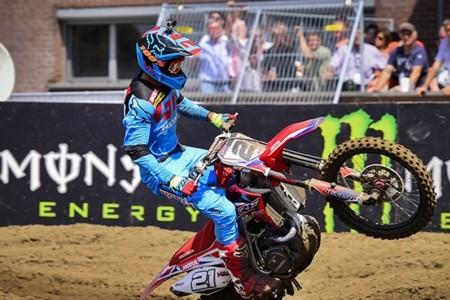 Gautier Paulin Mxgp Belgica 2014