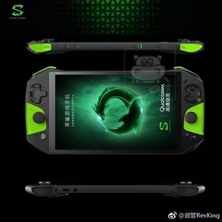 Cuerpo de consola portátil, alma de móvil: el teléfono para gamers de Xioami está muy cerca de ver la luz