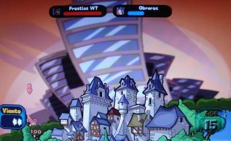 Worms 2: Armageddon - Misión 32 del desafío