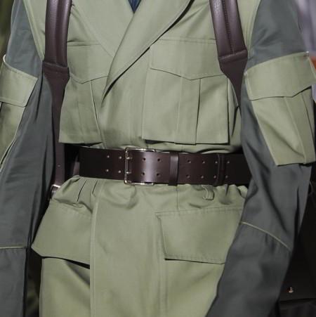 Para los pantalones bien puestos, éstos son los cinturones en tendencia para el verano