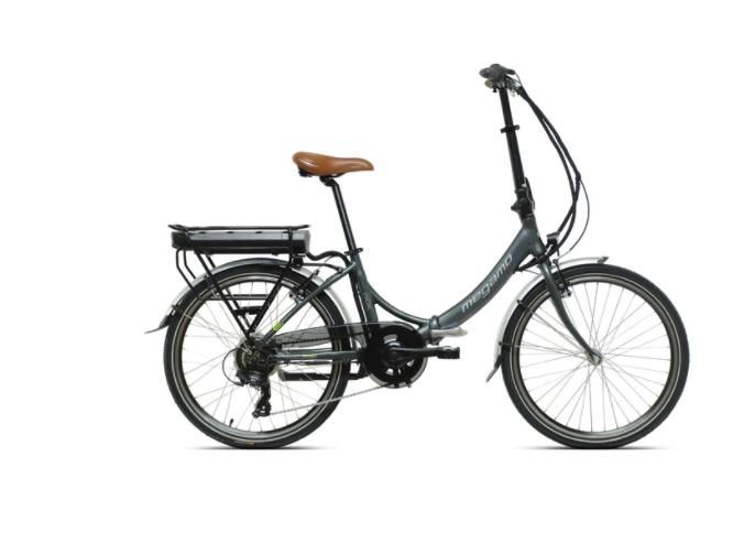"Bicicleta eléctrica plegable 24"" Park Megamo"