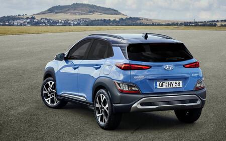 Precios España Hyundai Kona Híbrido 144 CV etiqueta ECO