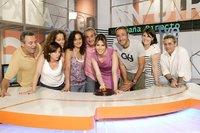 TVE cancela 'España Directo' y renueva 'Amar en Tiempos Revueltos' y 'La Hora de José Mota'