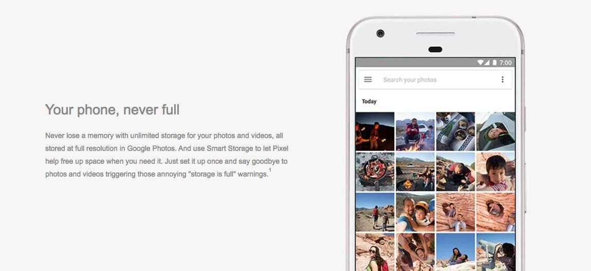 Foto de Google Pixel (4/7)