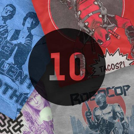 Pack Friki Misterioso en Zavvi: 10 camisetas + Zbox por sólo 34,99 euros