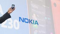 La división de móviles de Nokia perdió 452 millones en el primer trimestre con una bajada en sus ventas