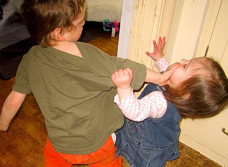 ¿Tu hijo es agresivo? Gran parte de la culpa la tienen sus genes