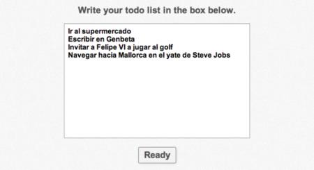 Now Do This, la lista de tareas web para los más distraídos