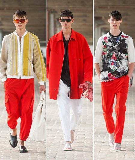 3.1 Phillip Lim rojo verano 2014