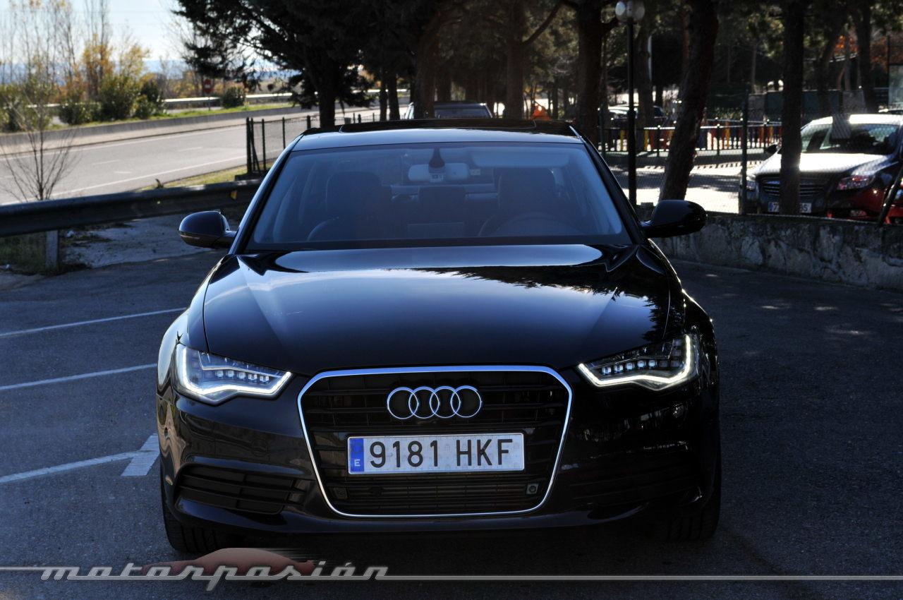 Foto de Audi A6 hybrid (prueba) (17/120)