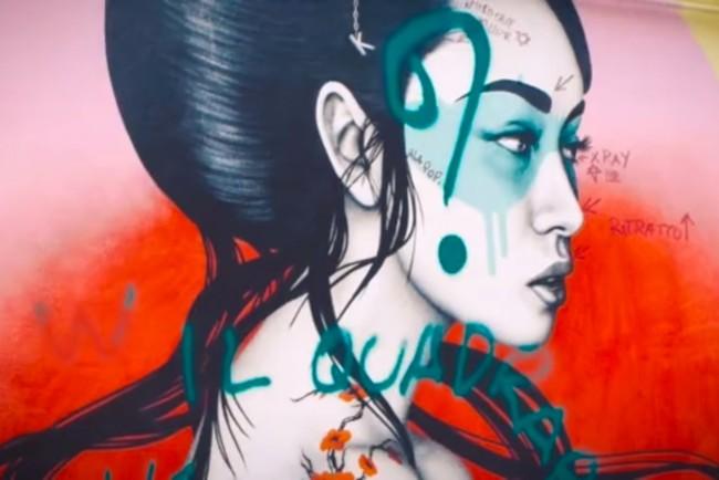 Vídeos inspiradores: Arte callejero y grafittis en Roma