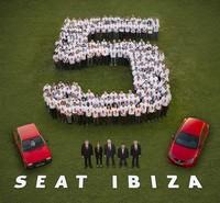 Y van cinco millones de SEAT Ibiza