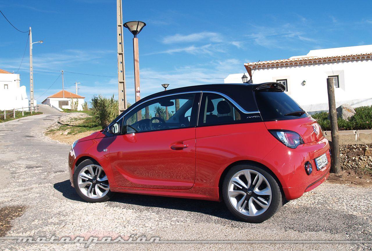 Opel Adam (presentación)