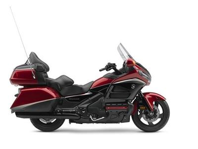 Nuevas Honda Gold Wing y Gold Wing F6B 40TH Anniversary