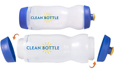 Clean Bottle, la solución definitiva para deportistas