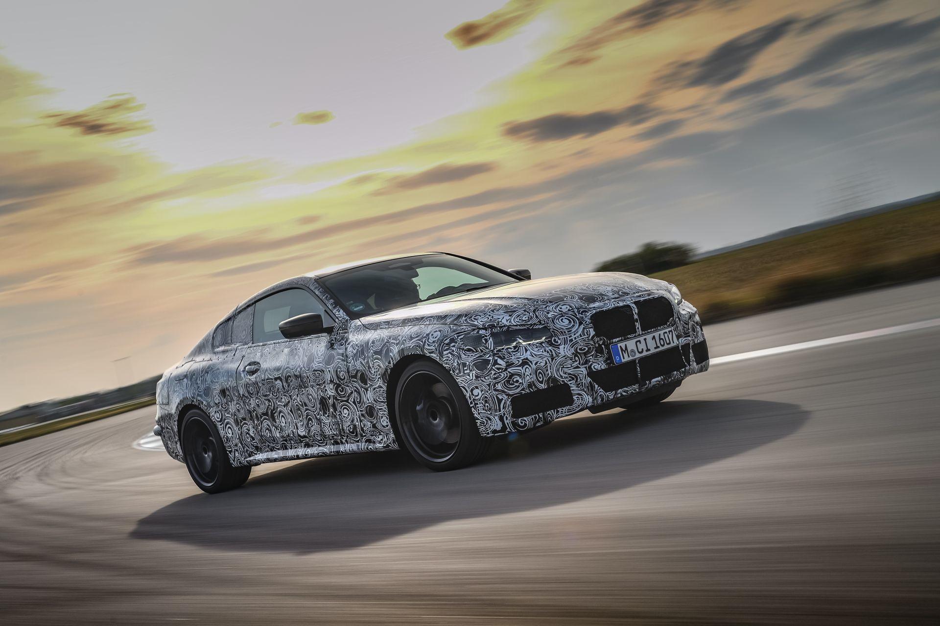 Foto de BMW Serie 4 2021 (fotos espía) (2/38)