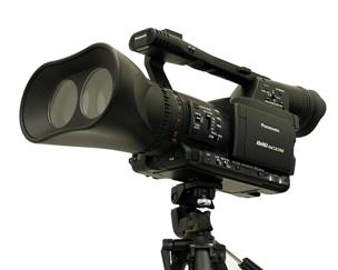 Panasonic comienza el desarrollo de una cámara de vídeo 3D