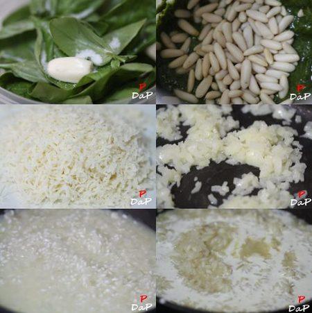 Cómo hacer risotto blanco