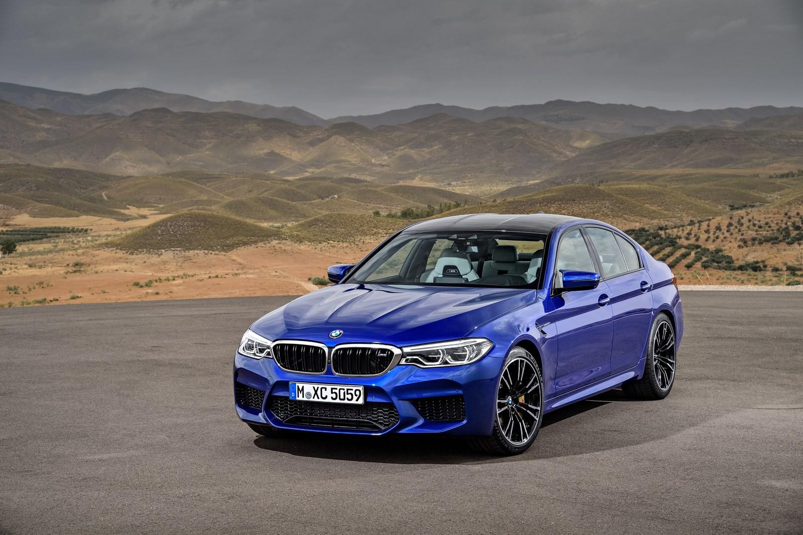Foto de BMW M5 2018 (17/57)