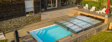 Anticipo de tendencias en piscinas cubiertas para 2021, con el top ten de Abrisud de las mejores del año