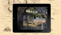 The Hobbit: An unexpected journey, libro interactivo disponible en iBooks