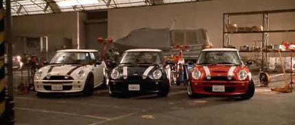 Top 10 Movie Cars según Cars.com